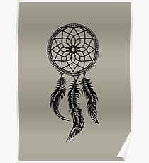 Dream Catcher, dreamcatcher, native americans, american indians, protection Poster