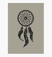 Dream Catcher, dreamcatcher, native americans, american indians, protection Photographic Print