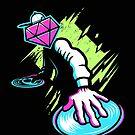 DJ Diamond Head by strangethingsA