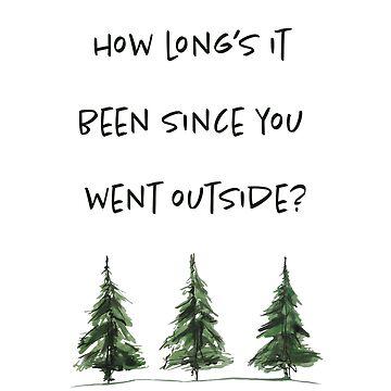 Go Outside by kamekern