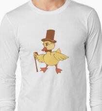 Mr. important Duckling Long Sleeve T-Shirt