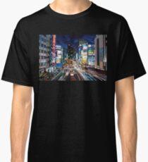 Tokyo traffic Classic T-Shirt