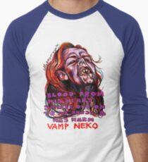 Vamp Neko Men's Baseball ¾ T-Shirt