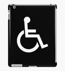 International Symbol of Access iPad Case/Skin
