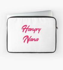 Hangry Nana Foodie Spirit Laptop Sleeve