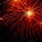 Moonglow Fireworks by Al Bourassa