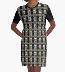 Focal Point Graphic T-Shirt Dress
