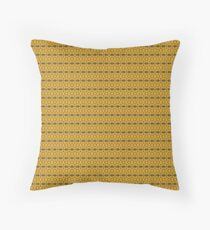 Gold Leaf Floor Pillow