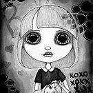 Number One Fan (Black & White Version) by LittleMissTyne