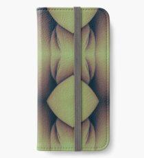Golden Caverns iPhone Wallet/Case/Skin