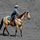 Cowgirl II by Al Bourassa