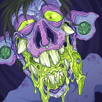 Barf Monster by FaceRot