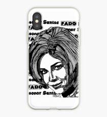 Fado Leonor Santos iPhone-Hülle & Cover