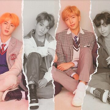 Jungkook, Suga, RM, Jin LOVE YOURSELF ANSWER (BTS) by Caroline-Wang
