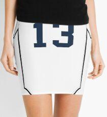 Mike Gerber Jersey Mini Skirt