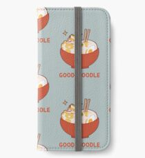 good noodle iPhone Wallet/Case/Skin