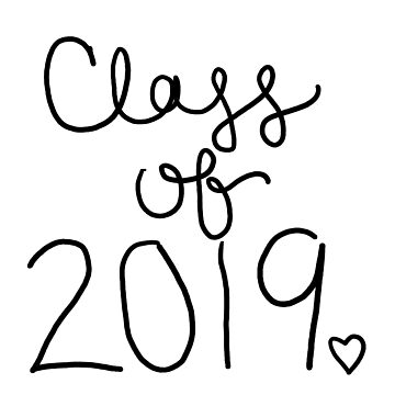 Class of '19 by rosetattoohes