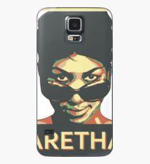 aretha franklin Case/Skin for Samsung Galaxy