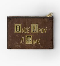 Once Upon A Time Book Studio Pouch