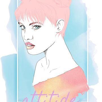 Feeling Your Attitude by evlar