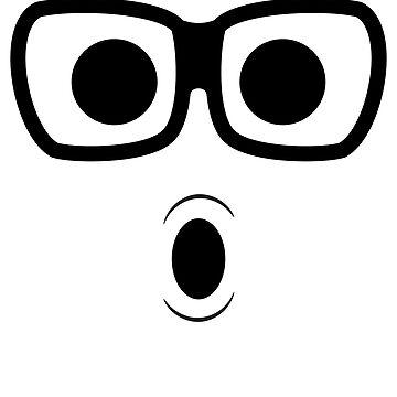Geeky Ghost by bsanczel