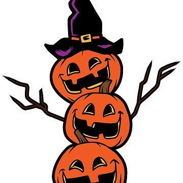 Halloween Pumpkin Man by bsanczel