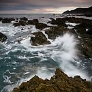 South Coast Bach Splash by Ken Wright