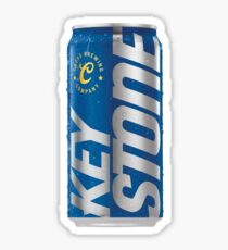 Keystone Light Can Sticker