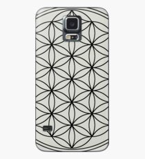 FLOWER OF LIFE - SACRED GEOMETRY - HARMONY & BALANCE Case/Skin for Samsung Galaxy