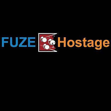 Fuze Hostage  by adjua