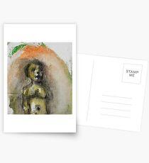 Nude Postcards