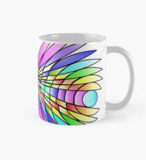 Multidimensional Butterfly Classic Mug