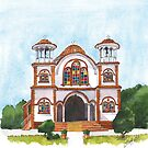 CANBERRA CHURCHES - All Saints Greek Orthodox Church, Kaleen by Michelle Collier