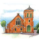 CANBERRA CHURCHES - Canberra Korean Uniting Church, Reid by Michelle Collier