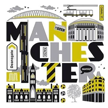 Manchester by MworldTee