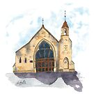 CANBERRA CHURCHES - All Saints Anglican Church, Ainslie by Michelle Collier