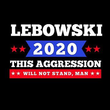 Lebowski 2020 by japdua