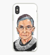 Supreme Court Justice Ruth Bader Ginsburg iPhone Case