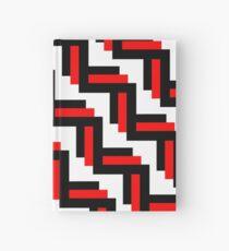 8-bit Waves Hardcover Journal