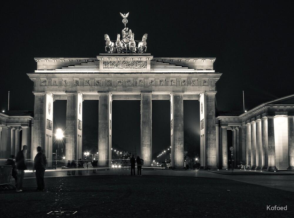 Brandenburger Tor by Kofoed