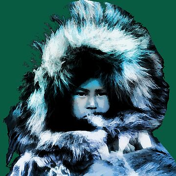Inupiat by painterfrank