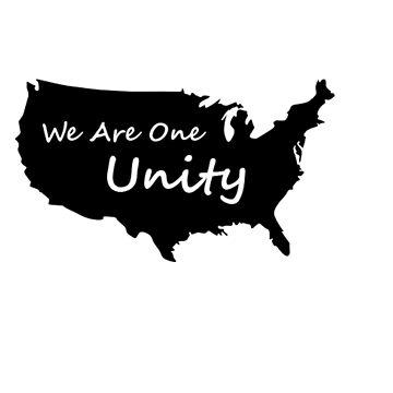 Cool & Awesome Unity Tshirt Design We are one by Customdesign200
