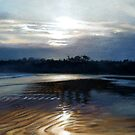 Alnmouth Sunset by Graham Clark