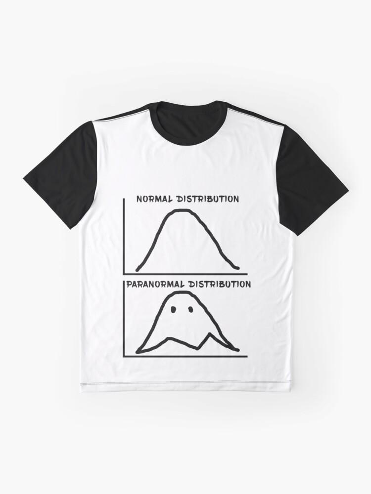 Alternative Ansicht von Data Science Shirt für Halloween Grafik T-Shirt