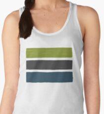 Stripes No.01 Women's Tank Top