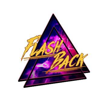 Flash Back Neon Violet by FejuLegacy