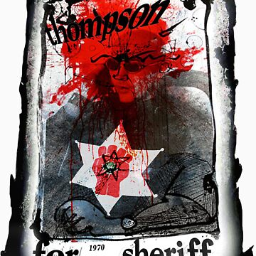 Thompson for Sheriff by contactchrisx1