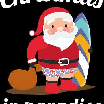 Summer Santa Claus by NovaPaint