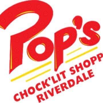 Riverdale- Pop's by KikkaT