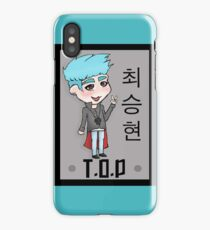 TOP from Big Bang iPhone Case/Skin